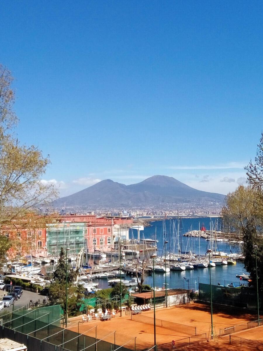 Vesuvius, Italy