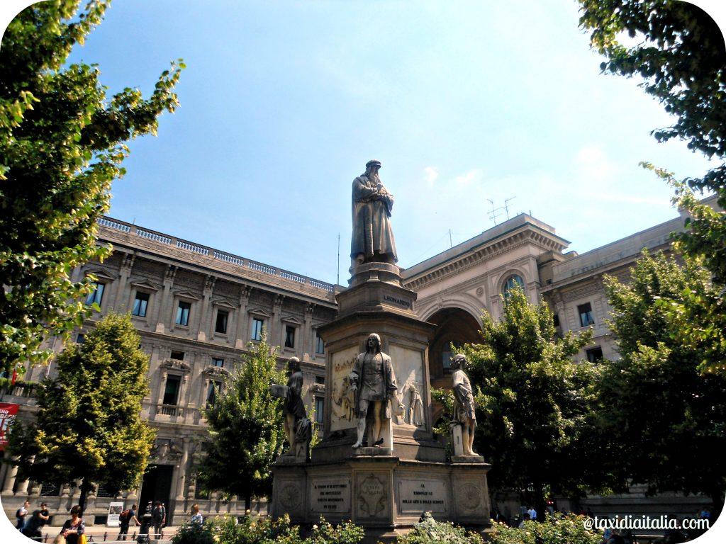 dante in Milan