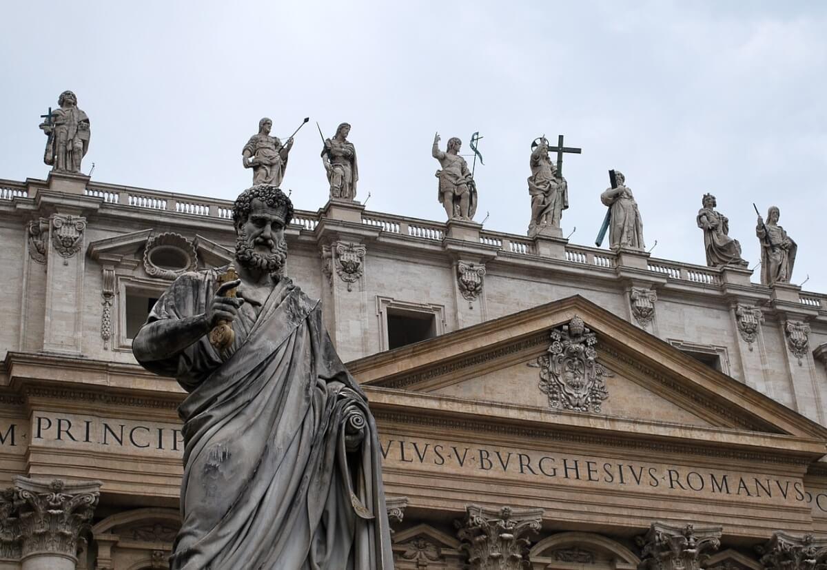 Βατικάνο, Ρώμη