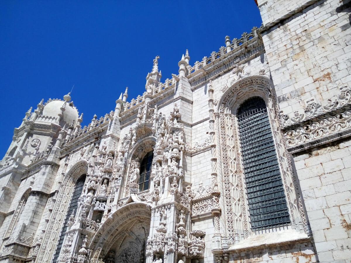 Mosteiro dos Jeronimos Λισαβώνα Αξιοθέατο