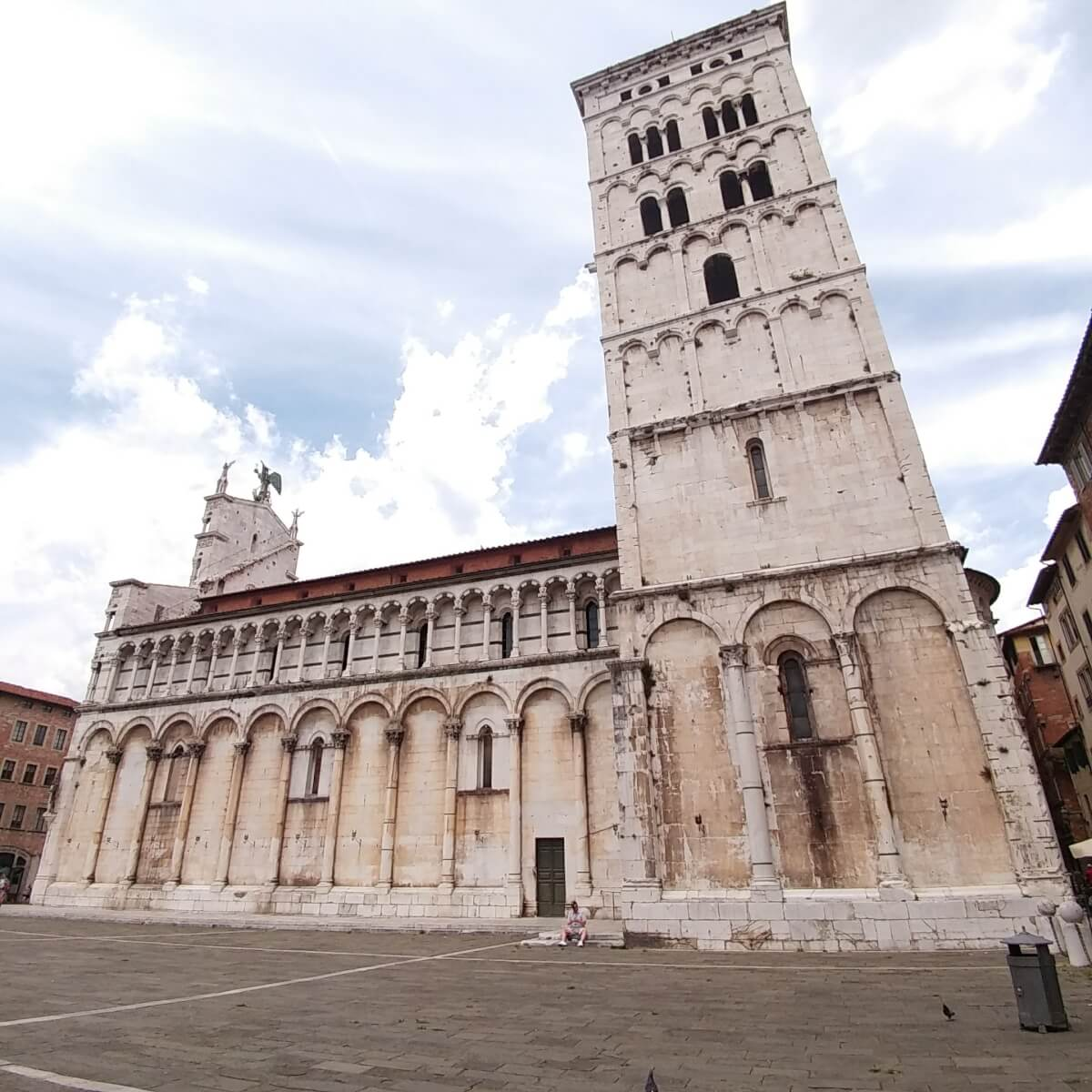Piazza San Michele in Foro