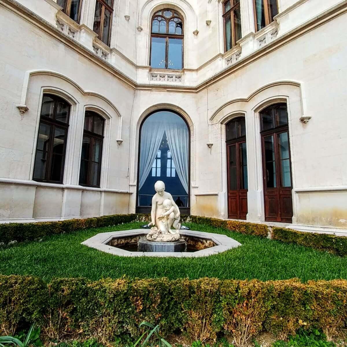 Castle Miramare in Trieste
