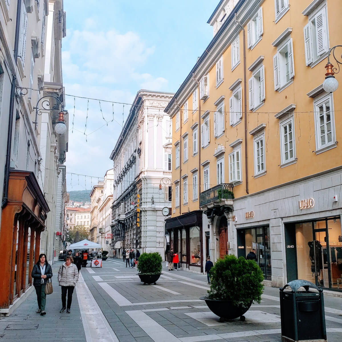 Via San Niccolò, Trieste