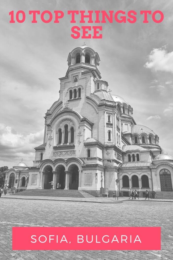 top things to see sofia bulgaria