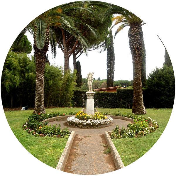 Garden in Appia Antica