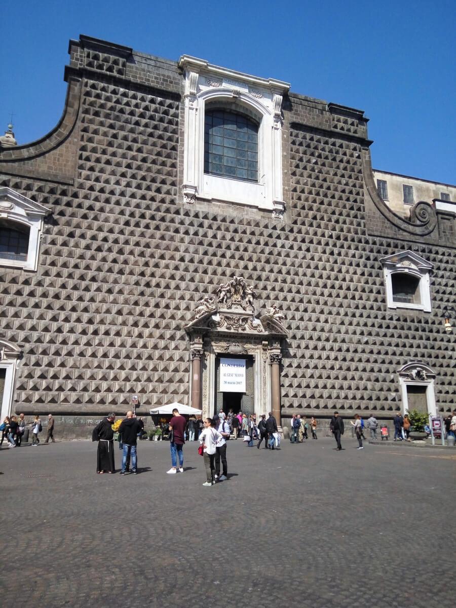 Naples sightseeing