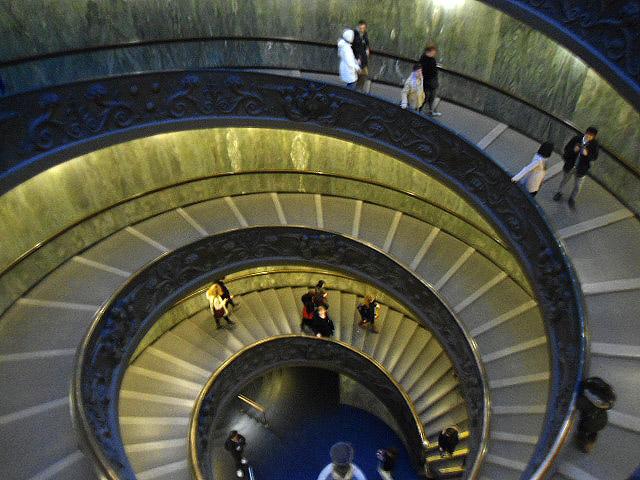σκάλα μουσεία βατικανού