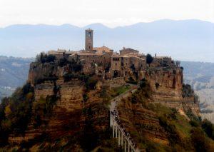 Ιδέα για μονοήμερη από Ρώμη : Civita di Bagnoregio