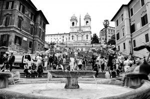 Η Σκαλινάτα ή αλλιώς τα Ισπανικά Σκαλιά της Ρώμης