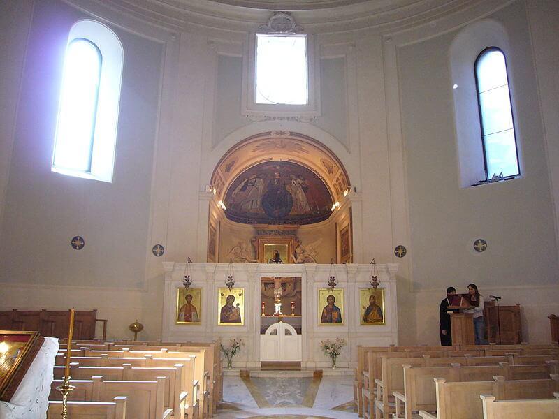 ελληνική ορθόδοξη εκκλησία ρώμη