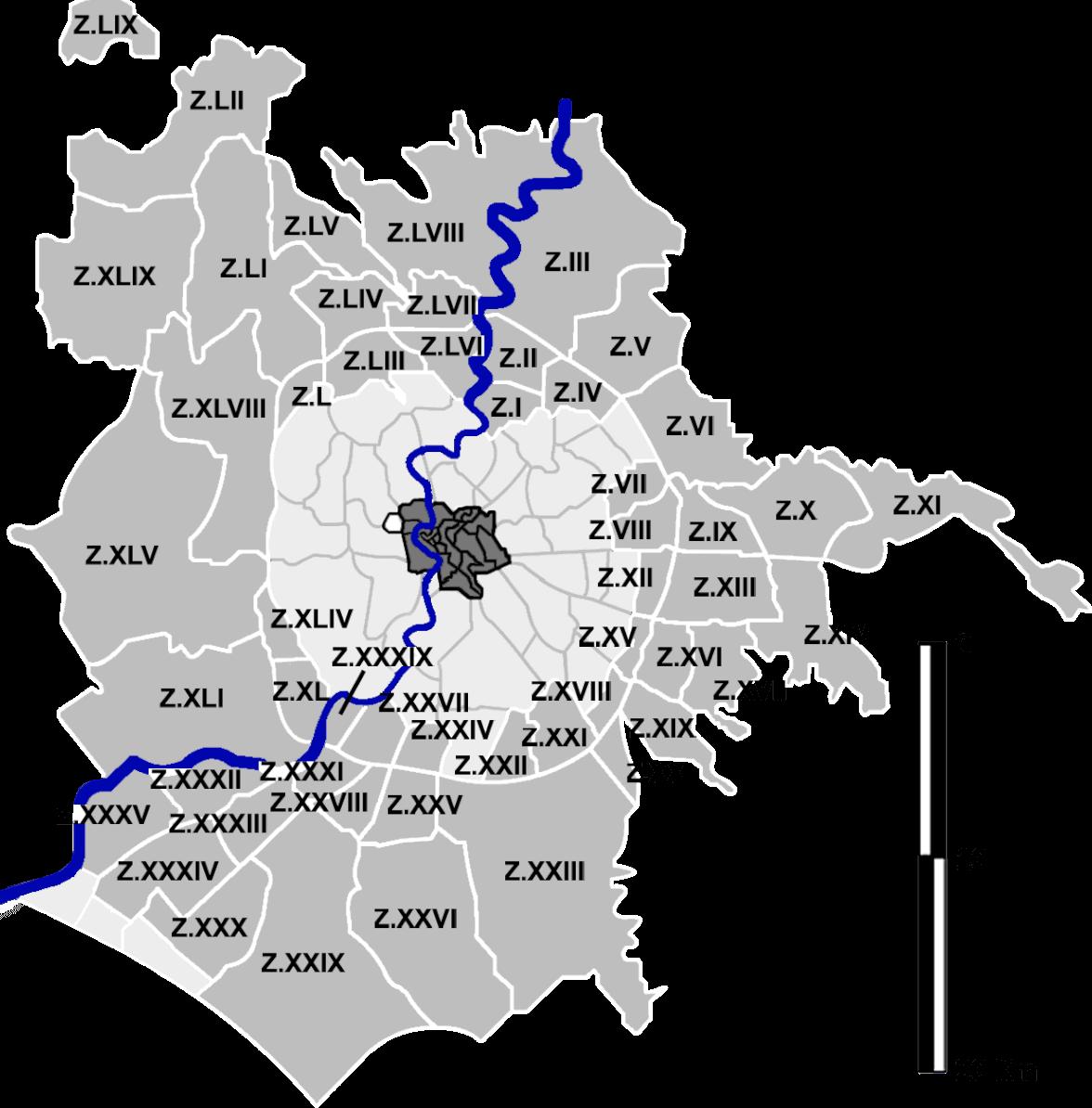 χάρτης_ρωμης