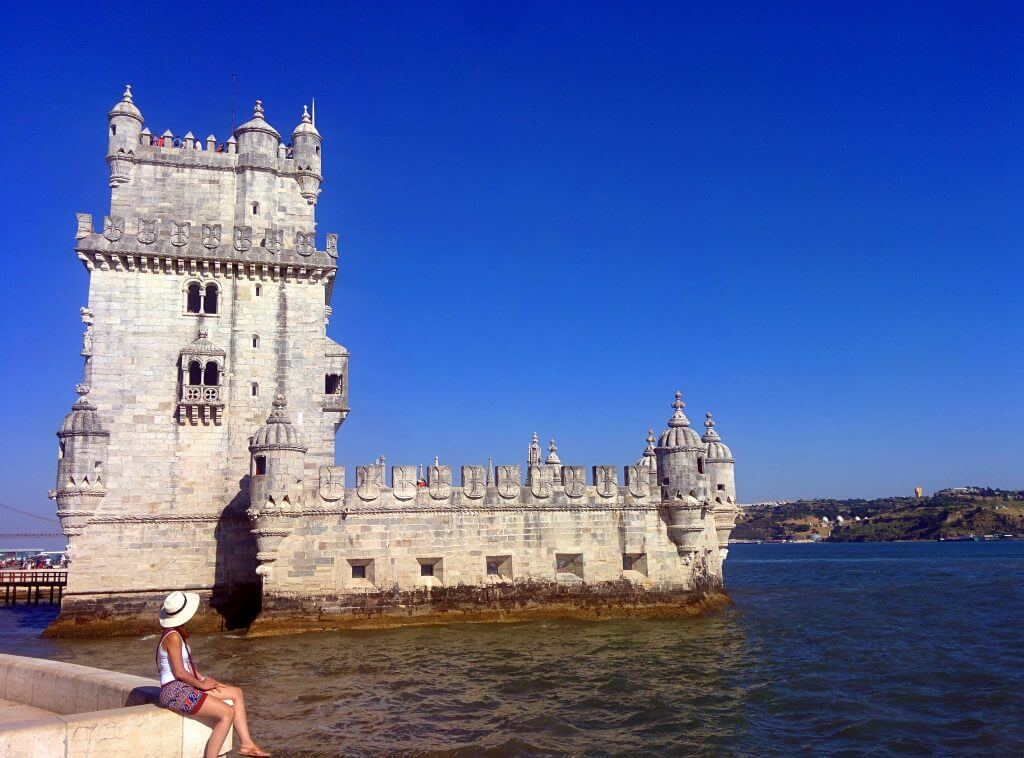belem tower major landmark lisbon