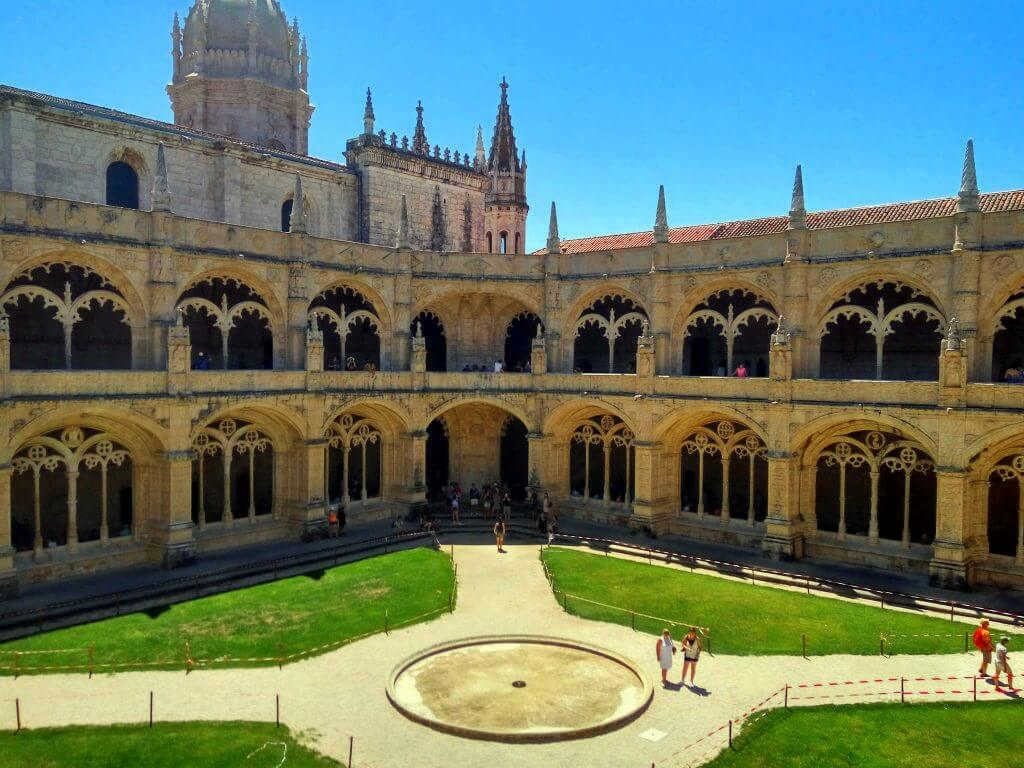 Mosteiro dos jeronomimos, Portugal