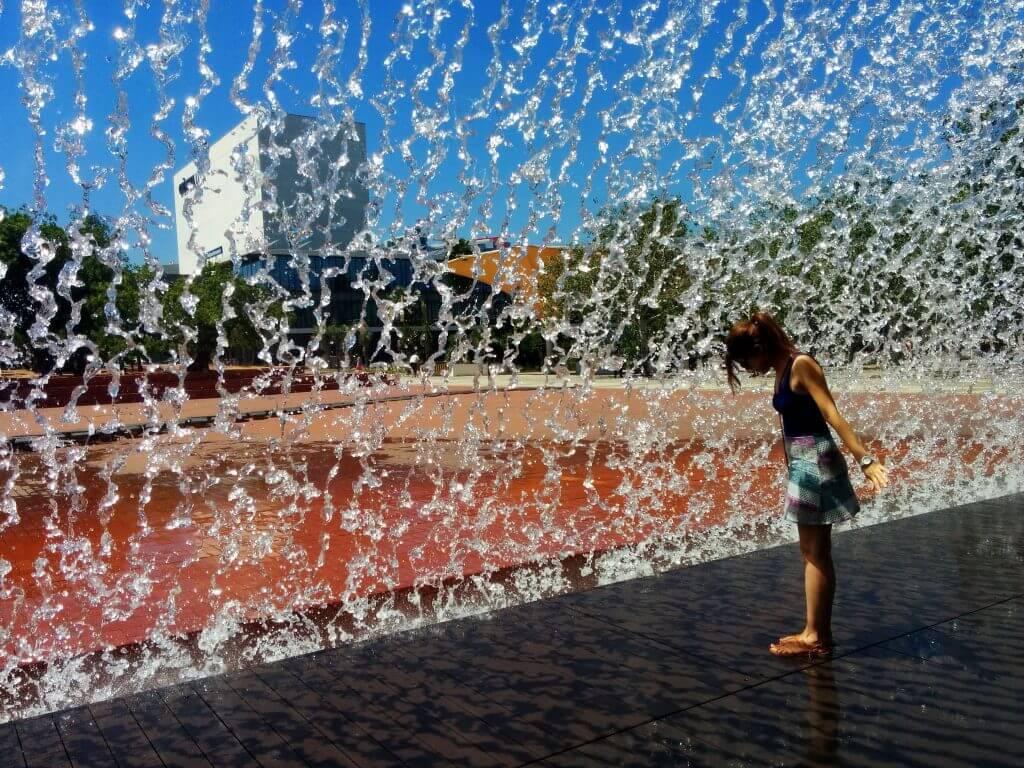 parque das nacoes, Λισαβώνα