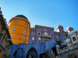 Σίντρα, η παραμυθένια πόλη της Πορτογαλίας
