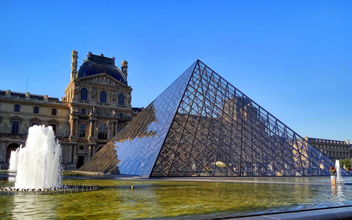How to do a quick visit to the Louvre museum in Paris