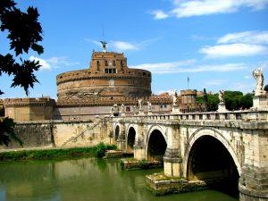 Το κάστρο των αγγέλων στη Ρώμη (Castel Sant'Angelo)