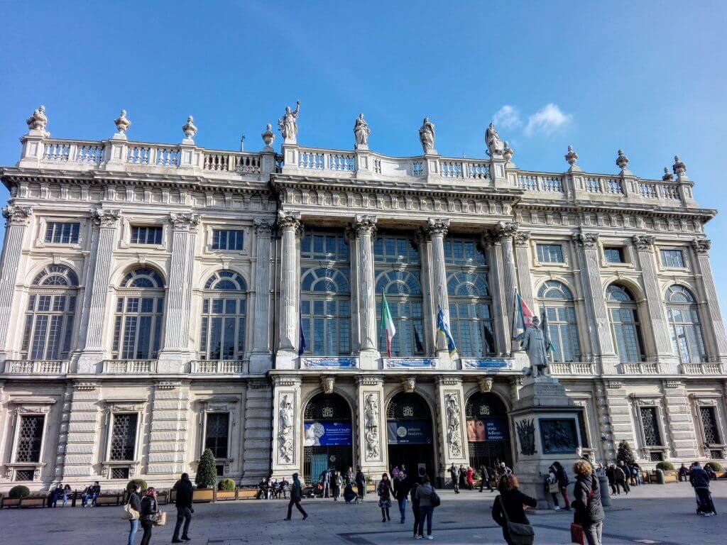 Τορίνο Ιταλία αξιοθέατα