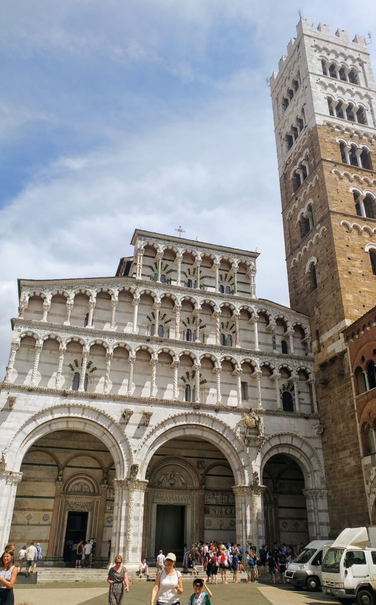 Duomo di San Martino, Lucca, Italy