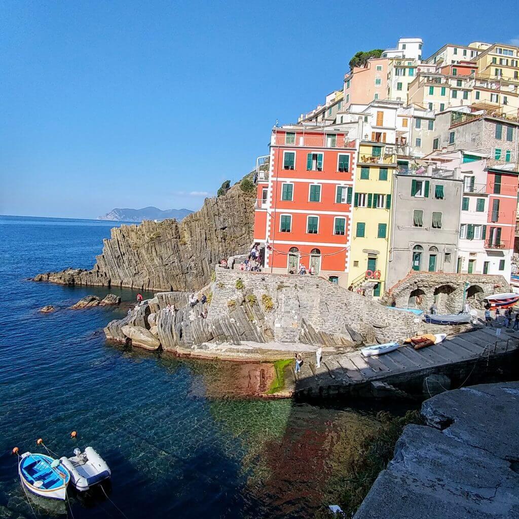 cinque terre ιταλία