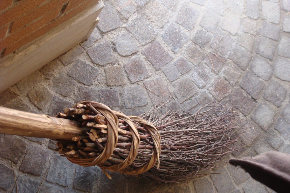 Broomstick of Befana
