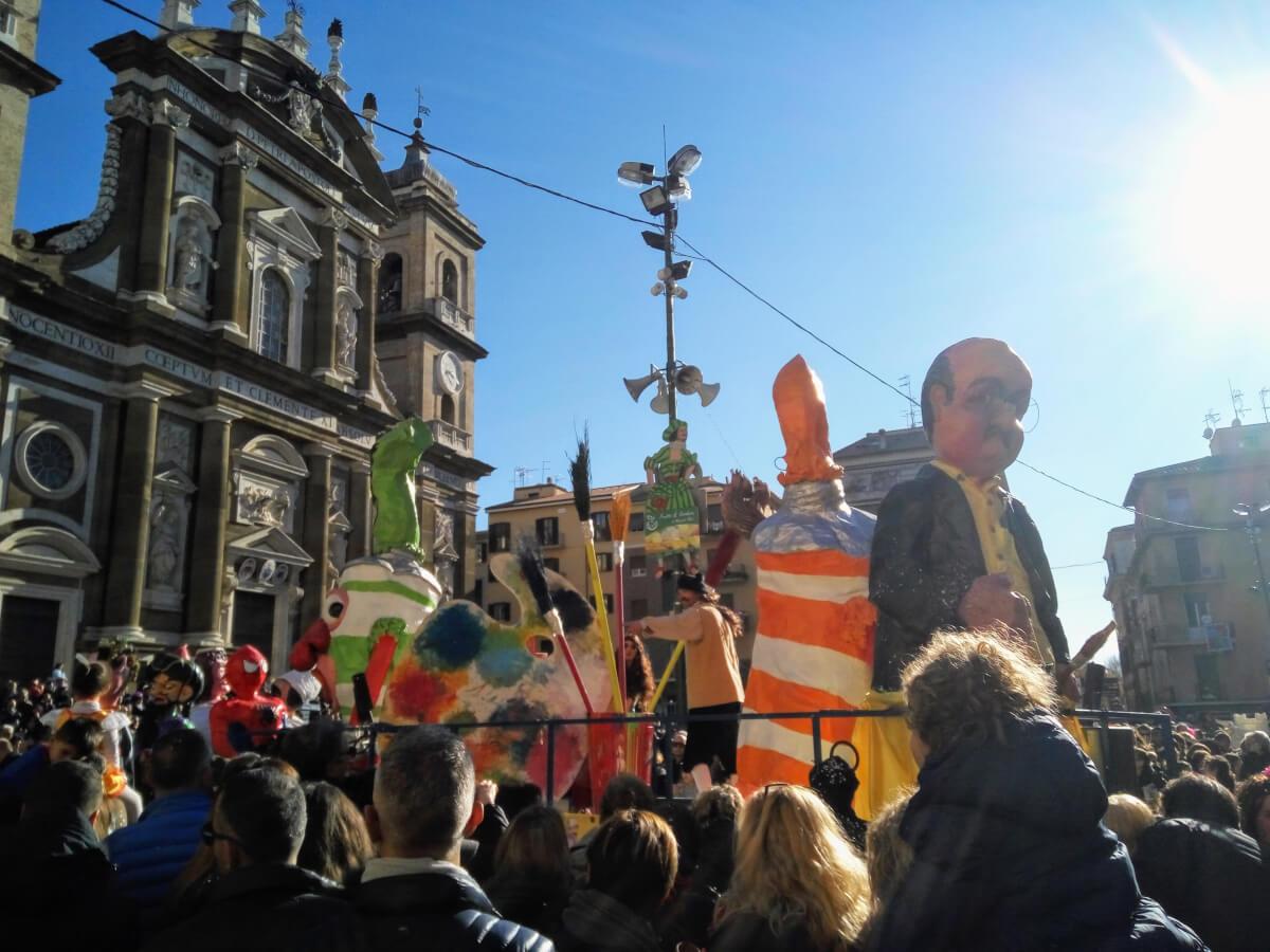 carnival italy