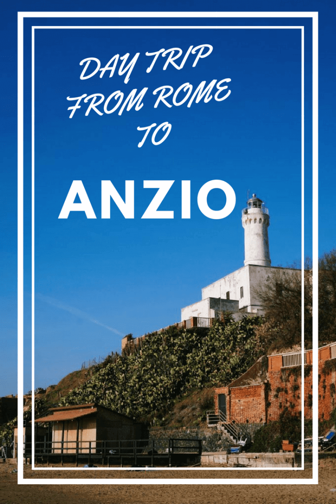 Day Trip from Rome to Anzio