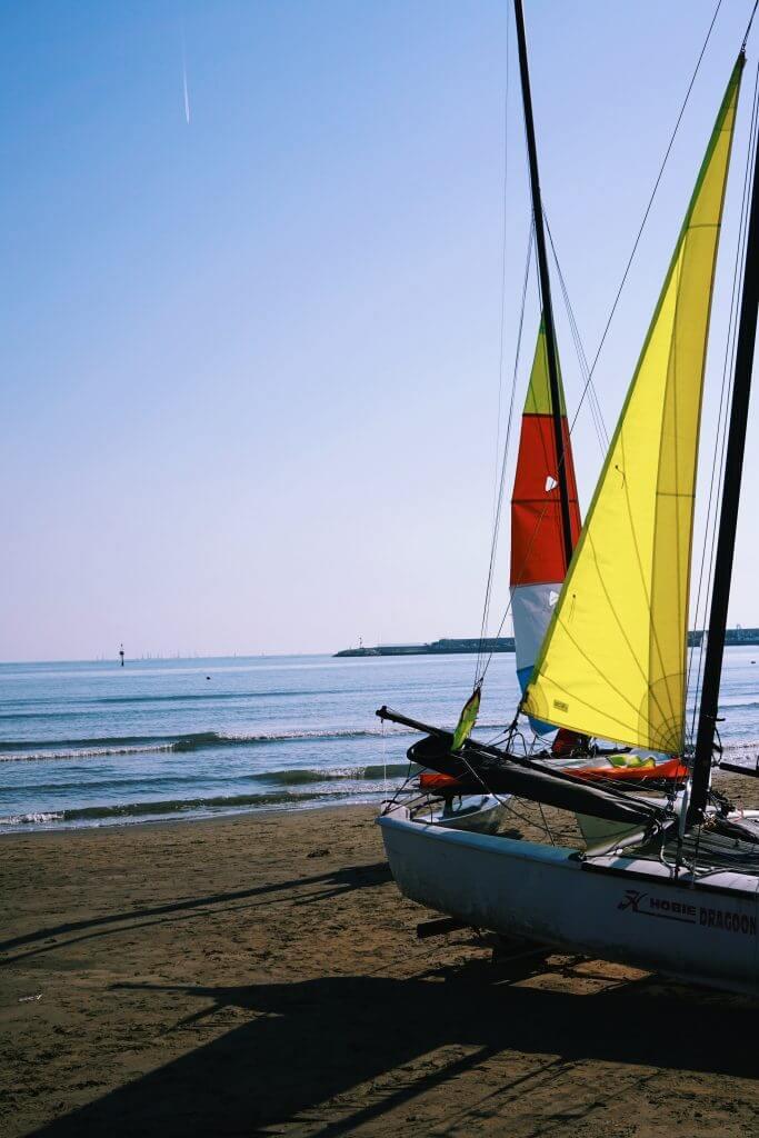 sailing anzio italy