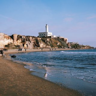Anzio's lighthouse, Italy