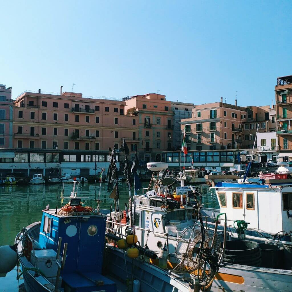 Anzio, an easy day trip from Rome