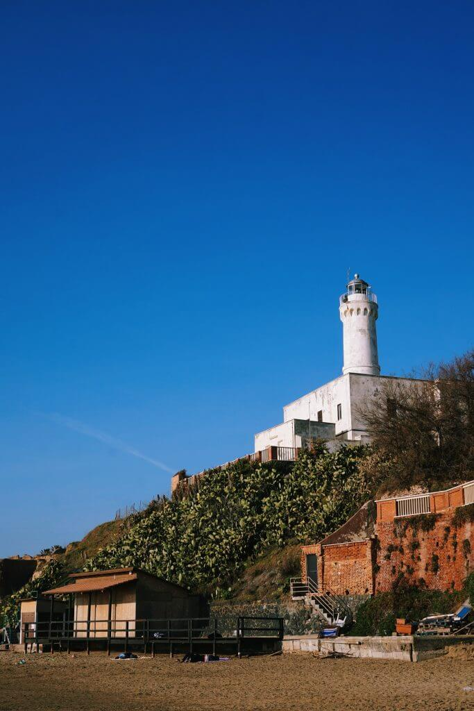 Lighthouse Anzio