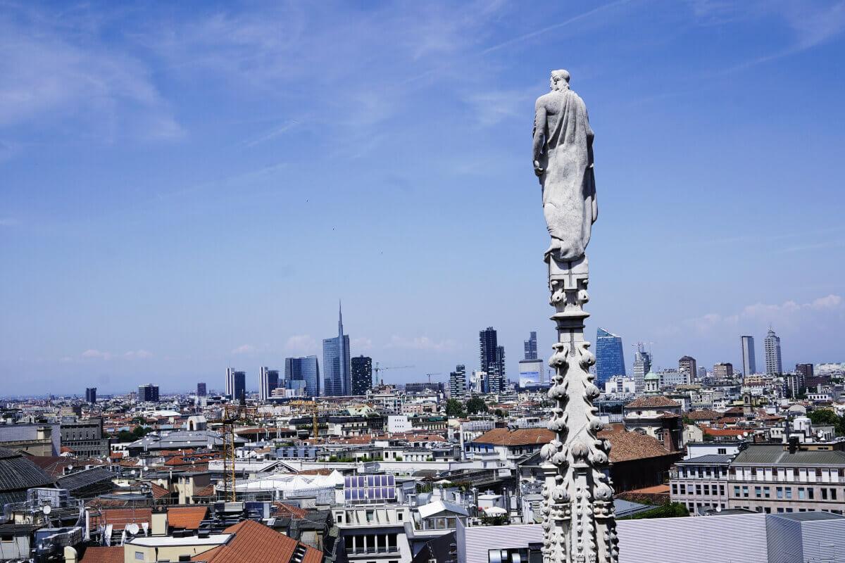 Duomo di Milano Rooftop