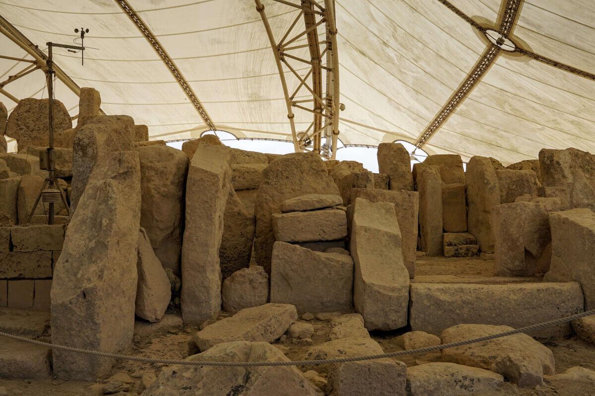 ancient ruins, matla