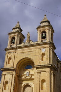 church marsaxlokk