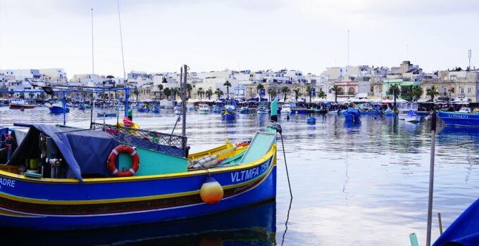 Marsaxlokk, το παραδοσιακό και πολύχρωμο ψαροχώρι της Μάλτας