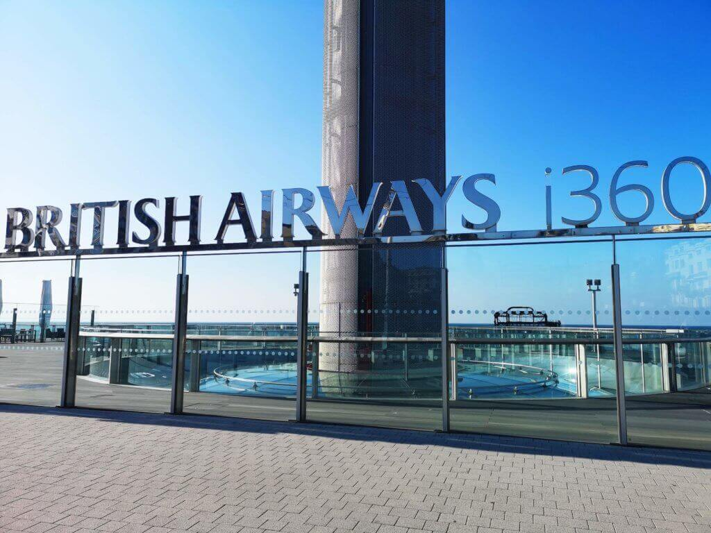 brighton airways i360