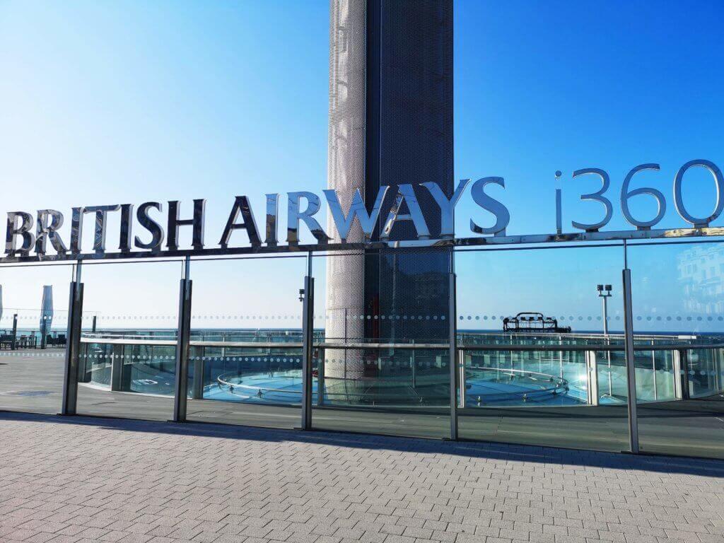 brighton airways i360