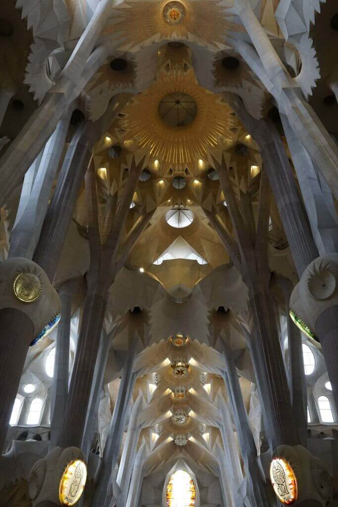 internal sagrada familia