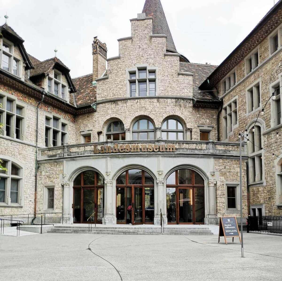 Landesmuseum Zurich's national museum