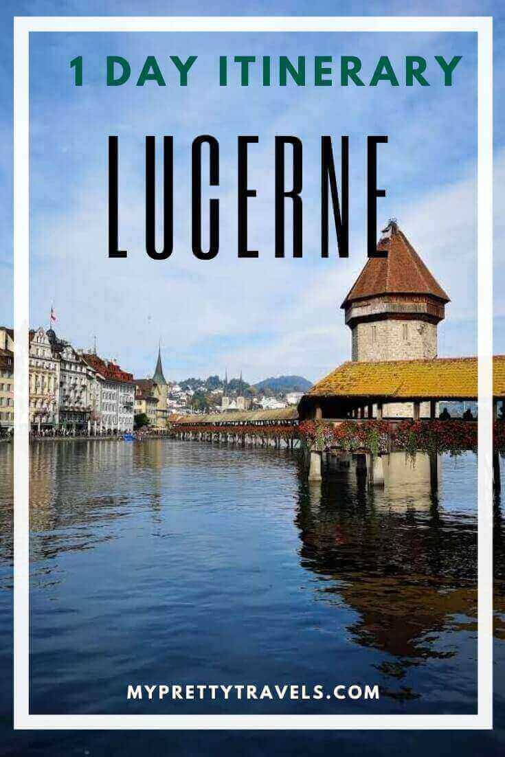lucerne one day itinerary