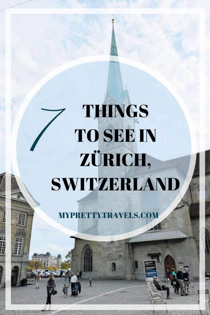 7 things to do in zurich