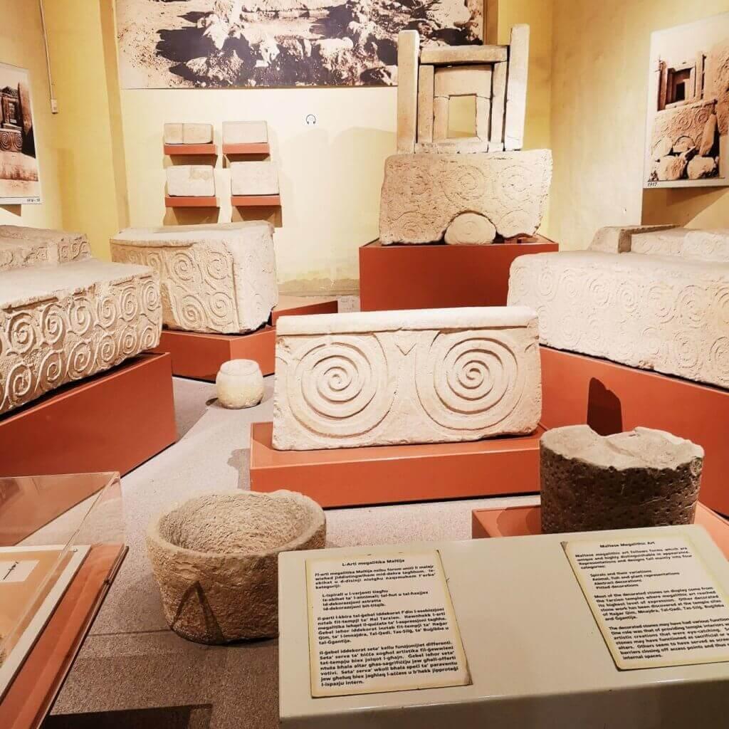 archeology museum valletta