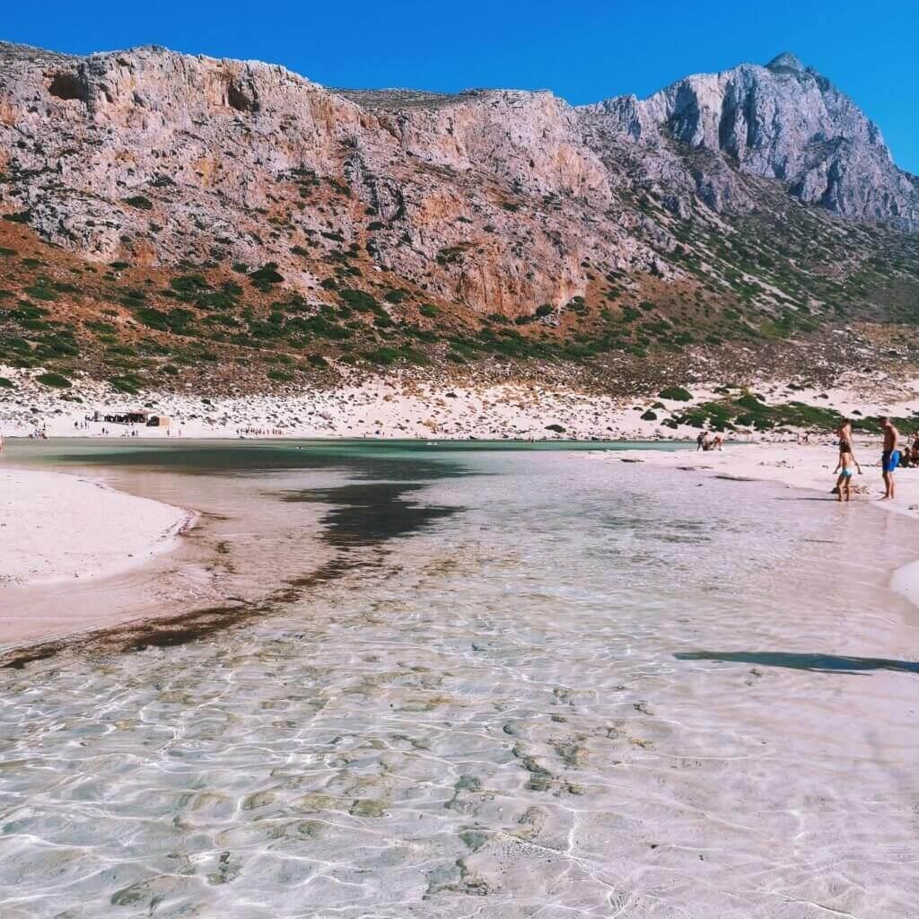 ελαφονήσι παραλία