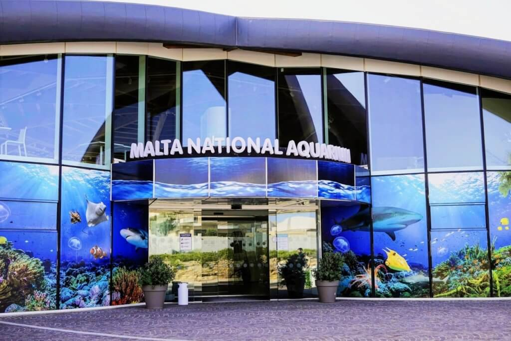 malta aquarium tickets