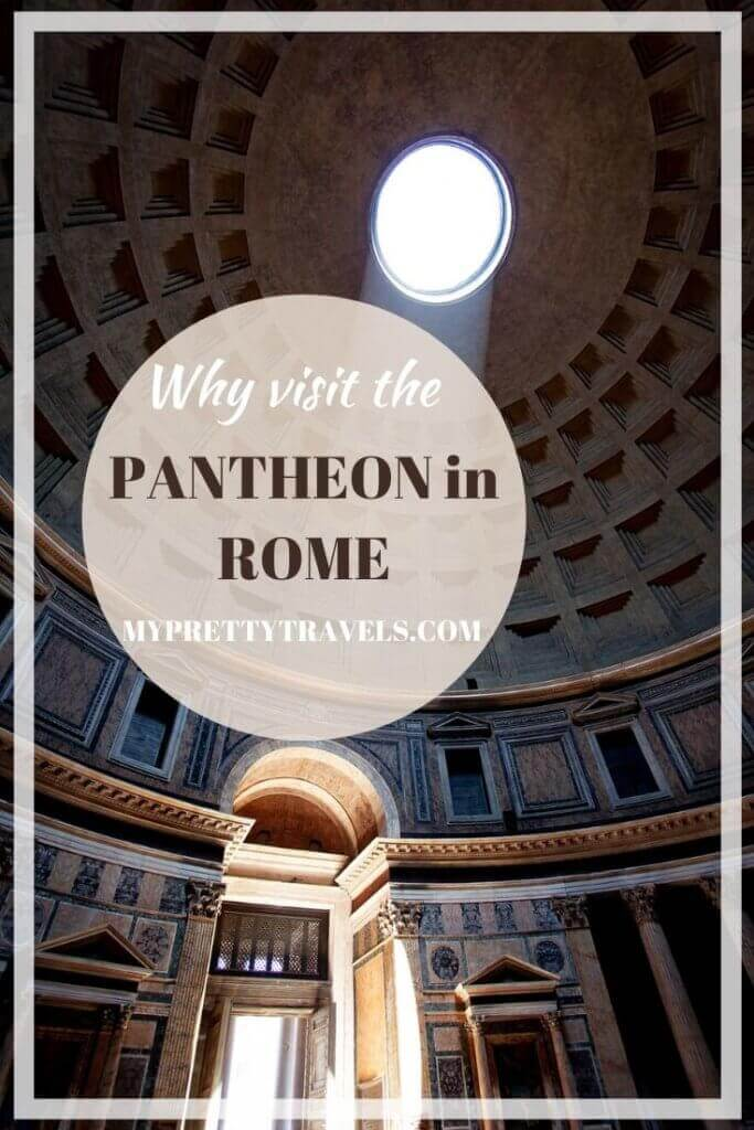 why visit the pantheon in rome