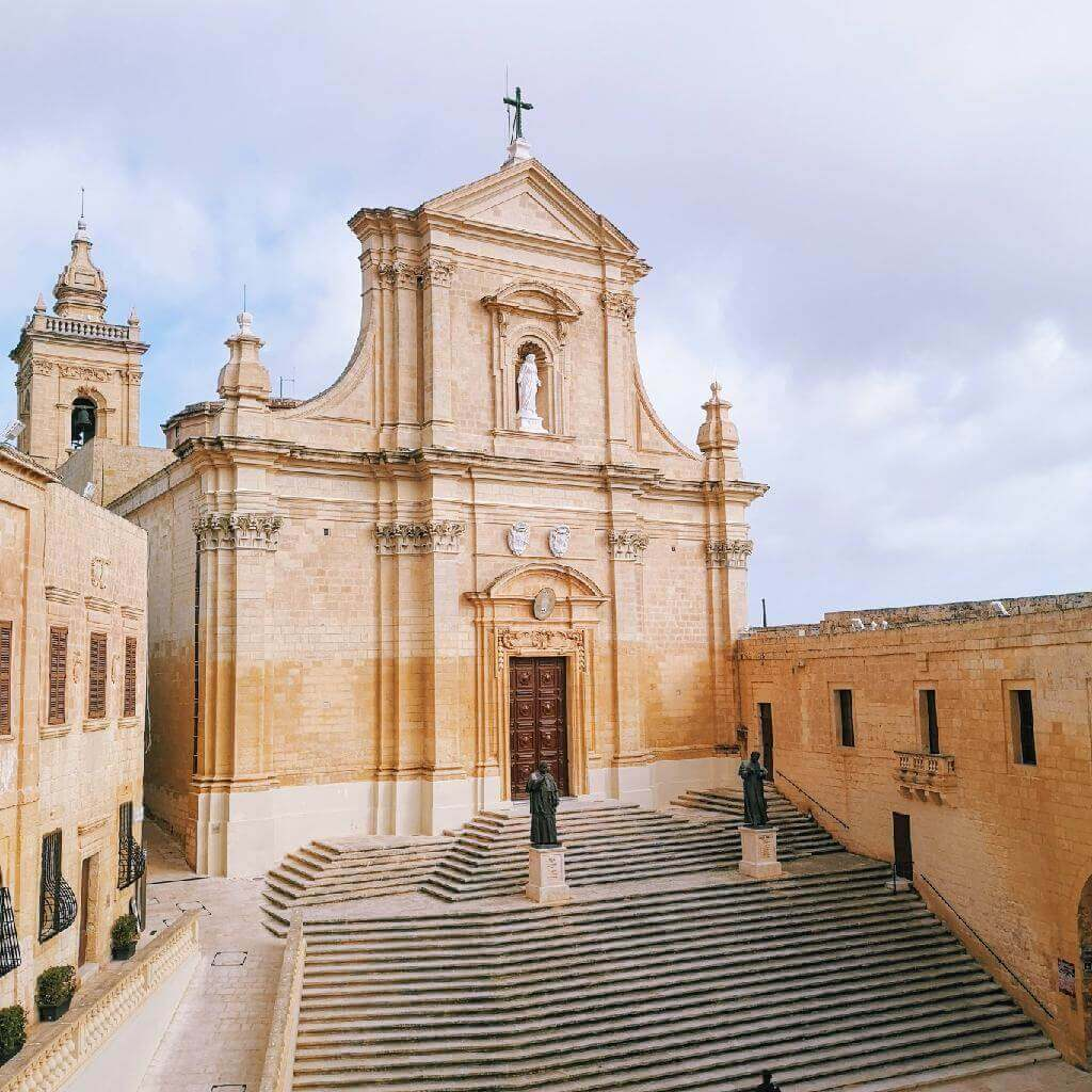 Cathedral of the Assumption Gozo island
